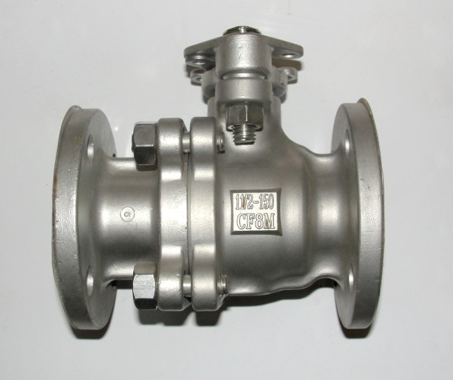 Cf8m ball valve