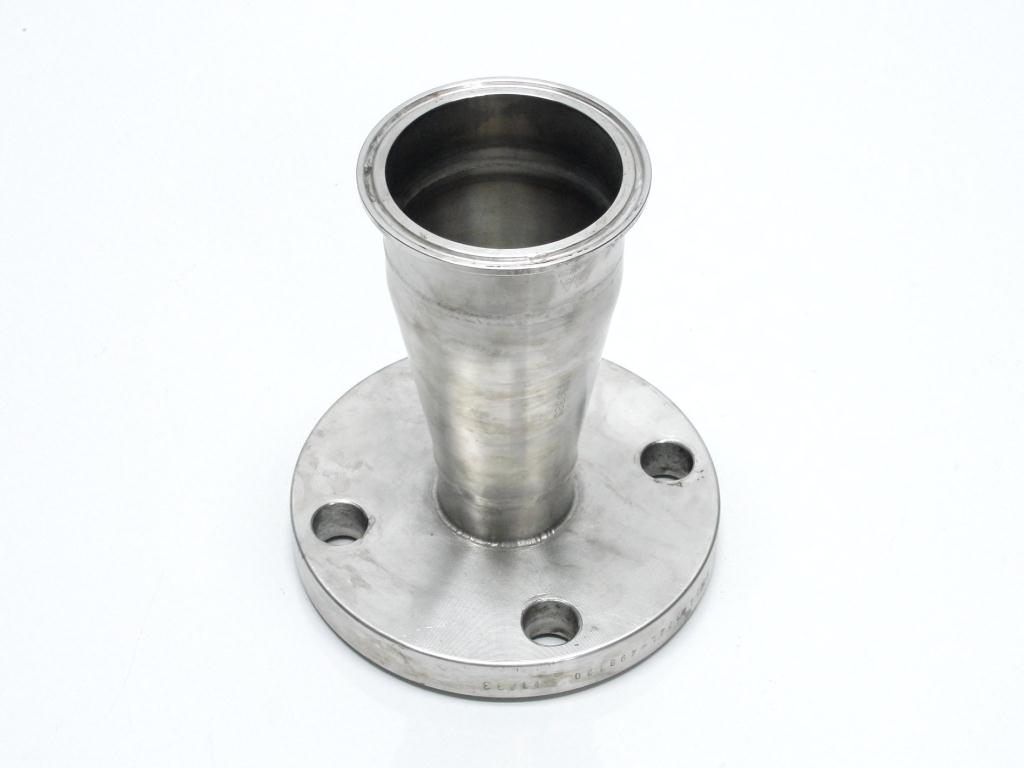 Quot ansi flange to tri clamp sanitary fitting coupling