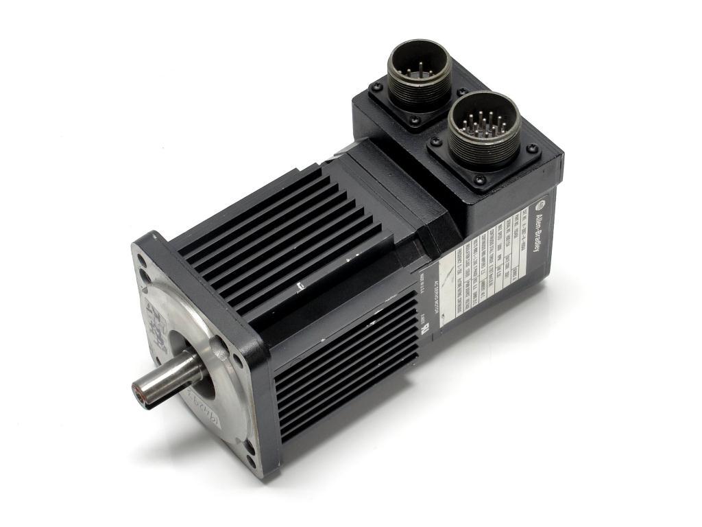 Allen Bradley H 3007 N H00aa Servo Motor Nema 34 Ebay