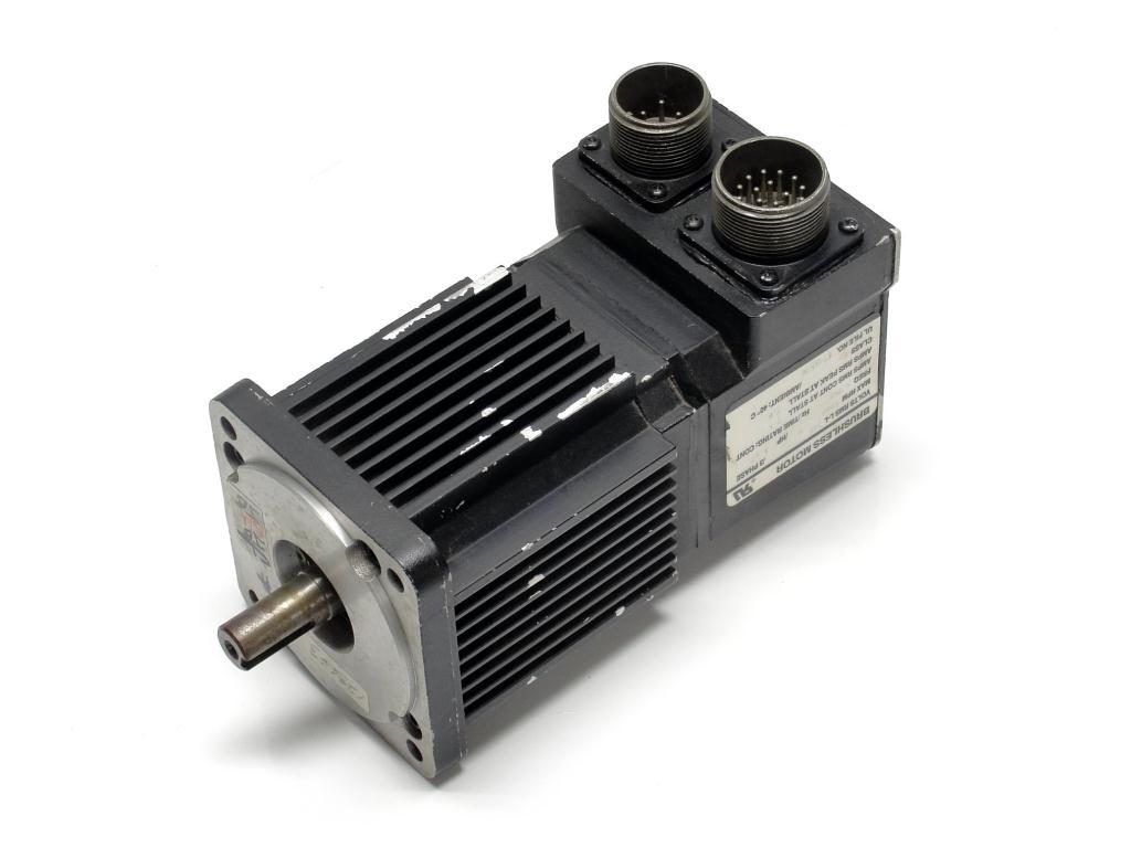 Reliance Electric H 3007 N H00aa Servo Motor Nema 34 Ebay