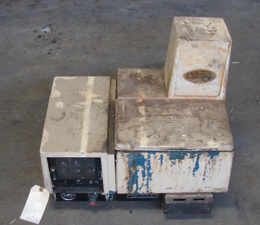 Hot Melt Dispenser Nordson hot melt glue dispenser model 20021
