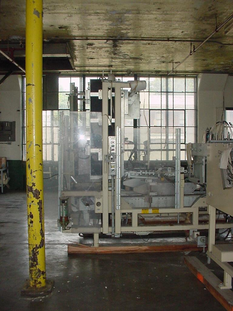 Case Packer Paxall wrap-around case packer model PM-3, up to 17 cpm8
