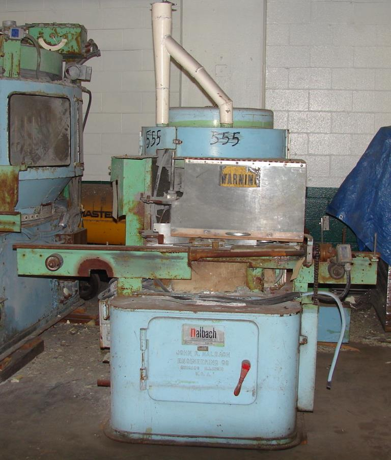 Filler 48 filling tubes Nalbach volumetric filler model 48RC, 5.25 centers, up to 400 cpm2