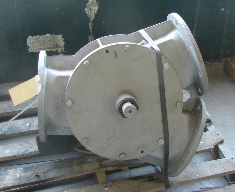 Valve 8 Aluminum, Semco pneumatic diverter valve, model APDC - 801