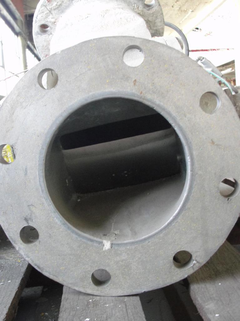 Valve 6 Aluminum, Semco pneumatic diverter valve, model 63