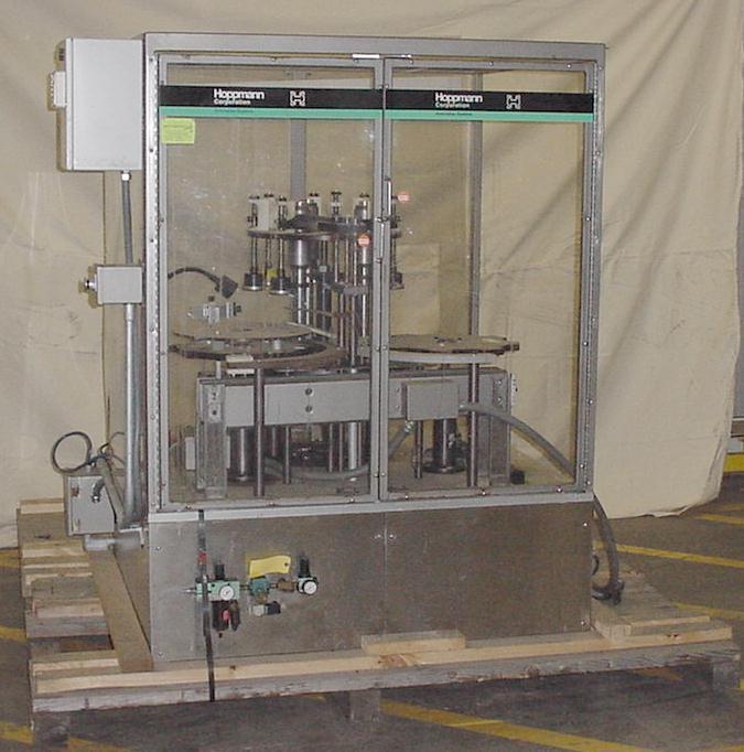 Unscrambler Hoppmann bottle unscrambler model FRS-60, Stainless Steel, up to 240 bpm3