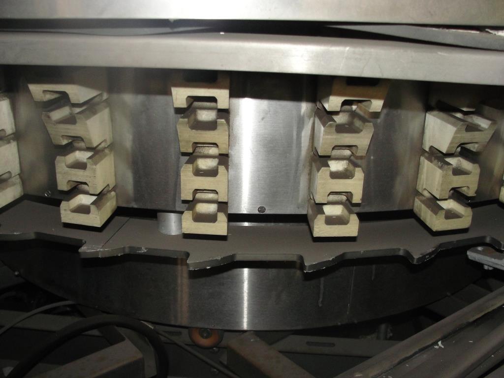 Unscrambler Hoppmann bottle unscrambler model FRS-60, Stainless Steel, up to 240 bpm5
