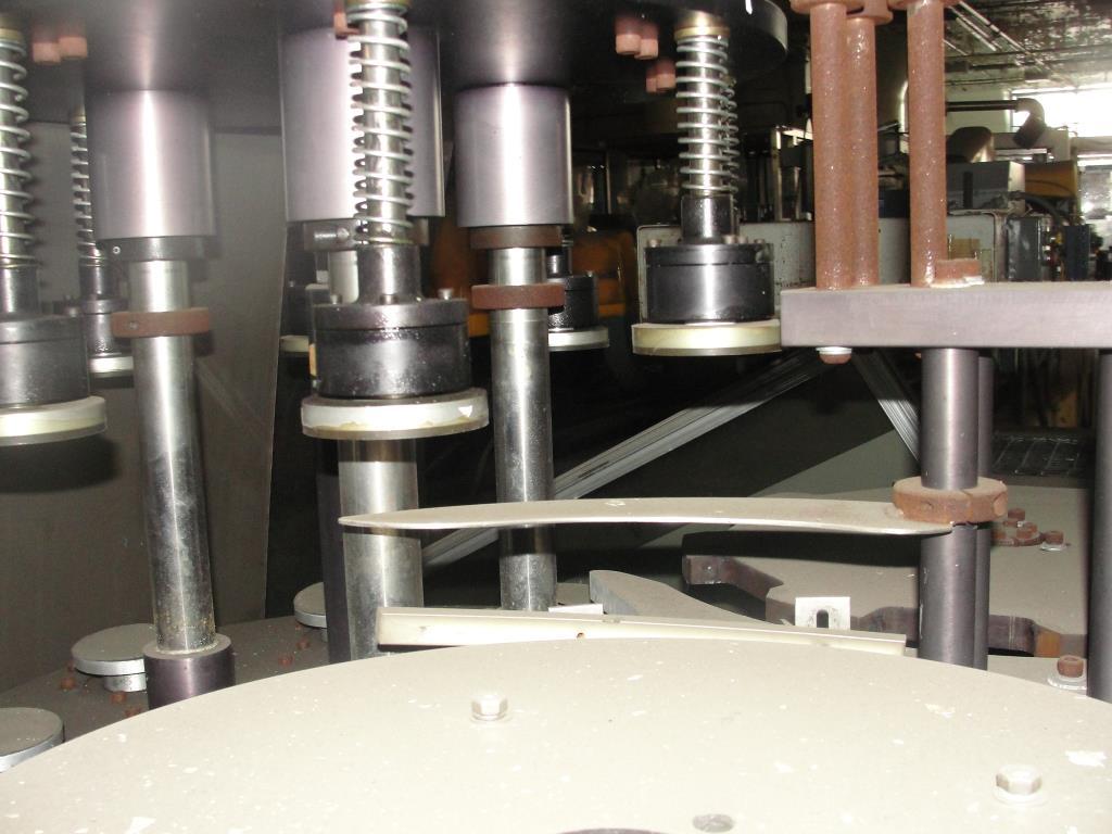 Unscrambler Hoppmann bottle unscrambler model FRS-60, Stainless Steel, up to 240 bpm12