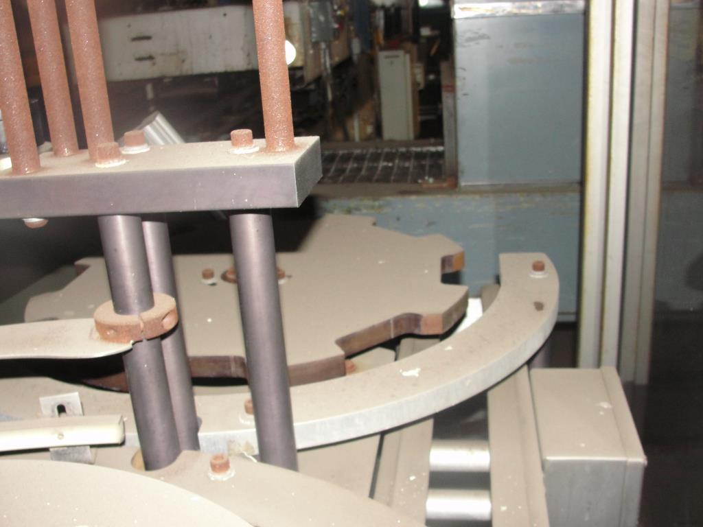 Unscrambler Hoppmann bottle unscrambler model FRS-60, Stainless Steel, up to 240 bpm13