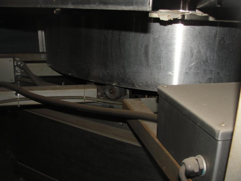 Unscrambler Hoppmann bottle unscrambler model FRS-60, Stainless Steel, up to 240 bpm14