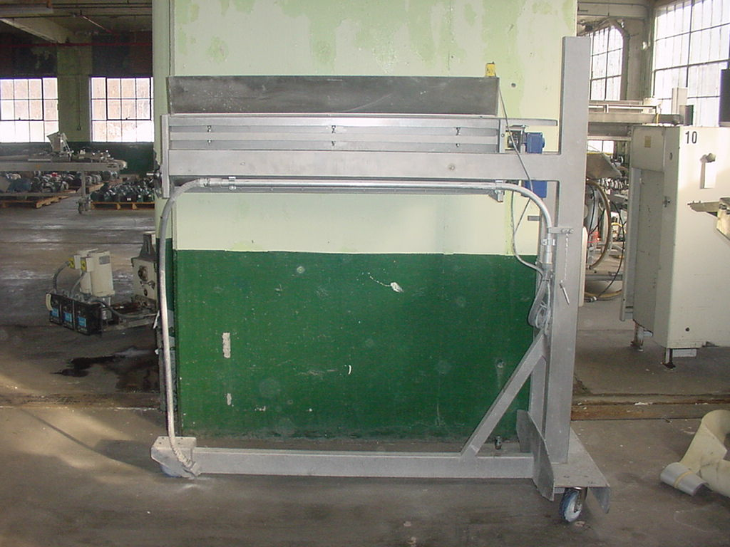 Bakery Equipment 48 wide bakery duster1