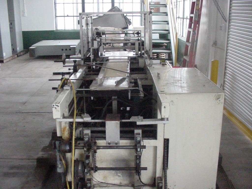 Wrapper Great Lakes automatic shrink wrapping machine model TS-37, speed Up to 70 ppm3
