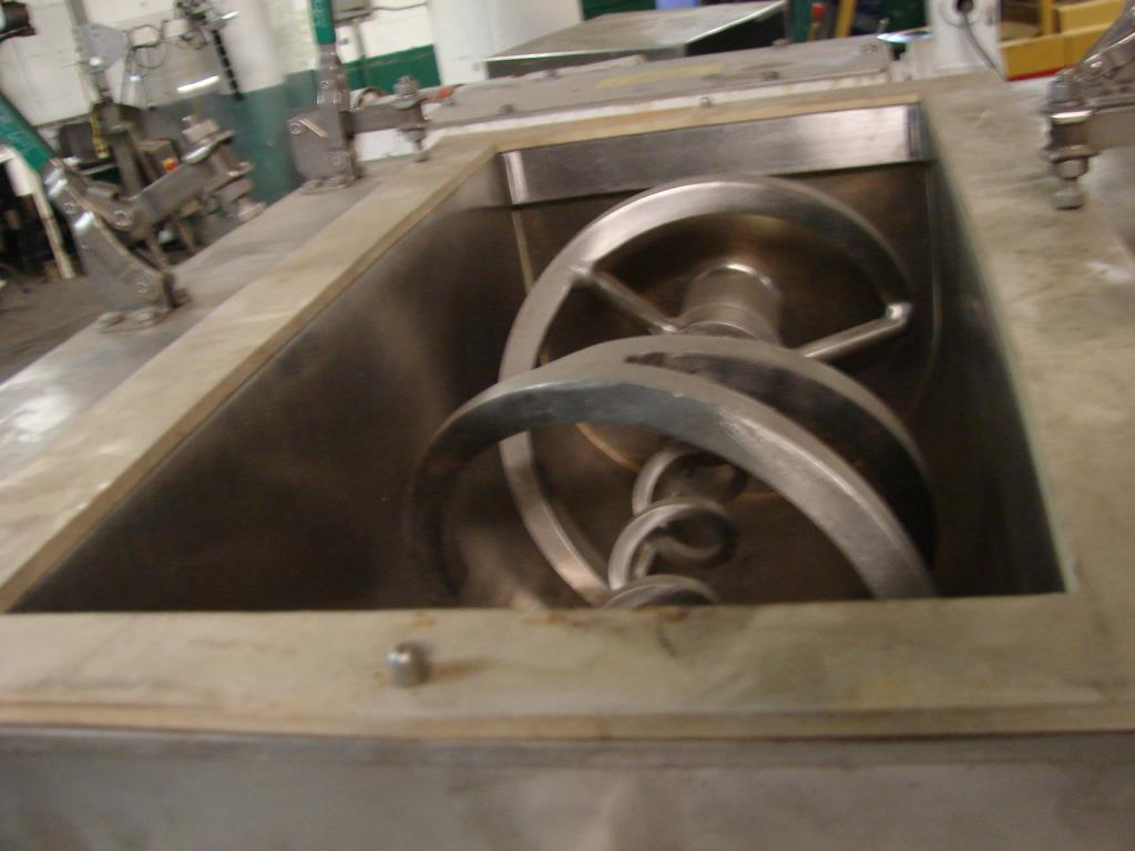 Feeder 2.5 Acrison screw feeder Stainless Steel5