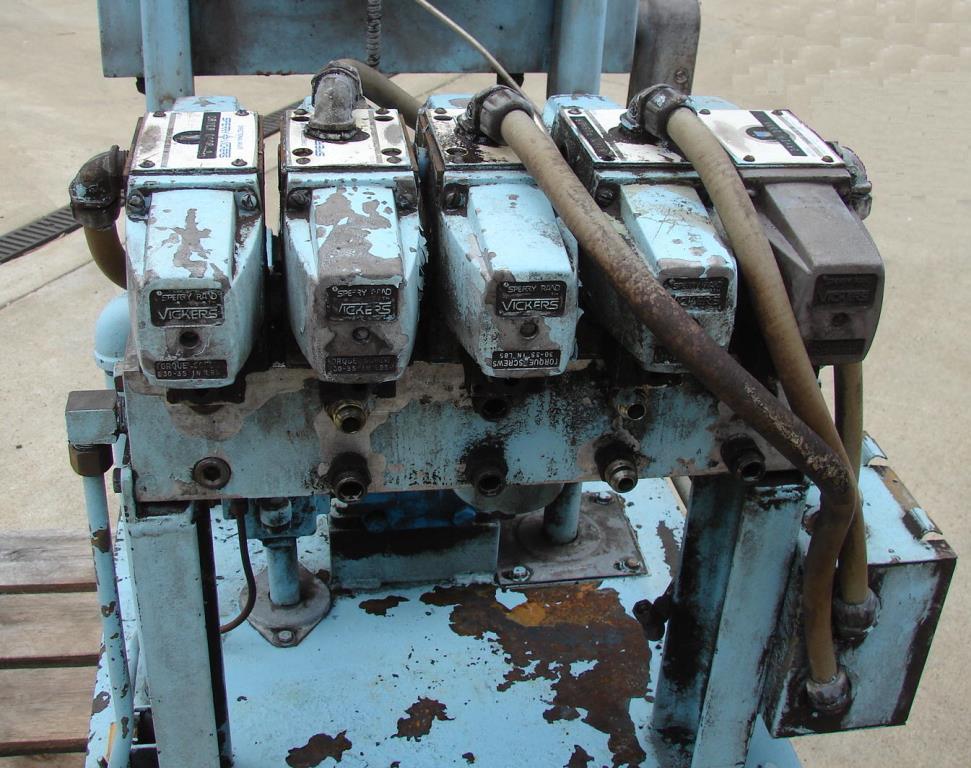 Pump 3 hp Star hydraulic power unit, model Star T305