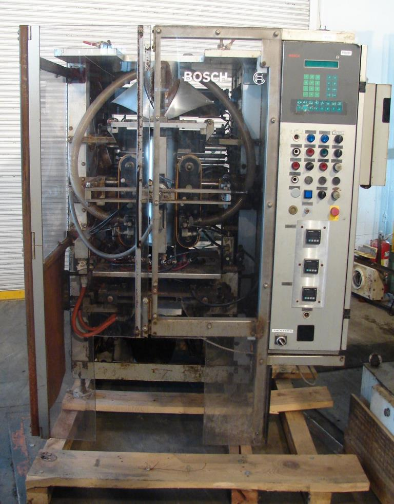 Form Fill and Seal Bosch vertical form fill seal model SVB-2500 J, 120 per min3