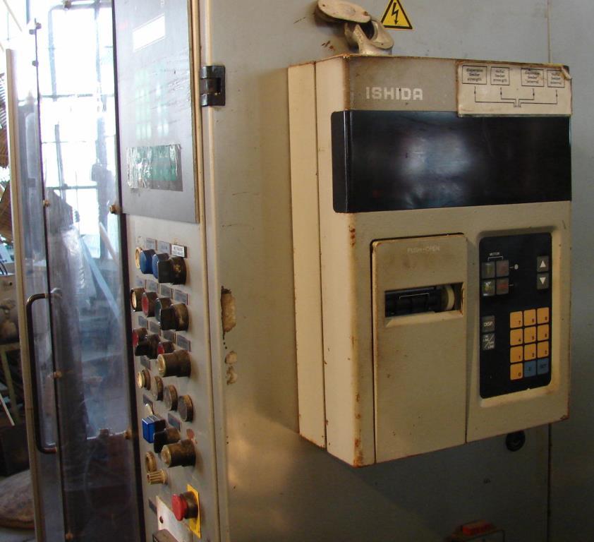 Form Fill and Seal Bosch vertical form fill seal model SVB-2500 J, 120 per min8