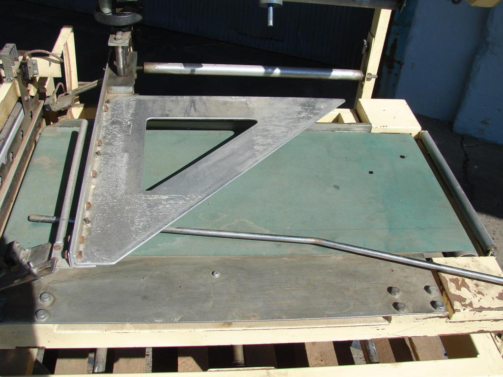 Sealer Hanagata Corporation L bar sealer model HP-10, 19 l x 18 w, 30 ppm2
