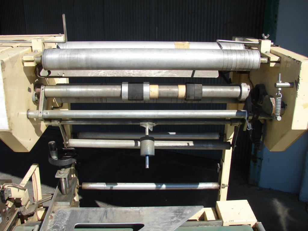 Sealer Hanagata Corporation L bar sealer model HP-10, 19 l x 18 w, 30 ppm3