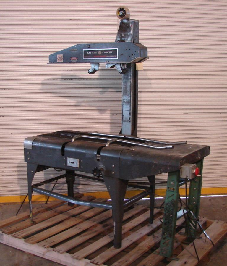 Case Sealer Little David top only case taper model LDU/21