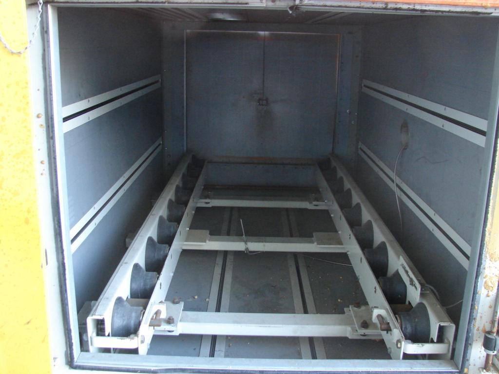 Oven 44 cu. ft. capacity industrial electric oven2