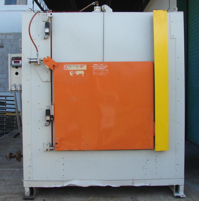 Oven 44 cu. ft. capacity industrial electric oven3