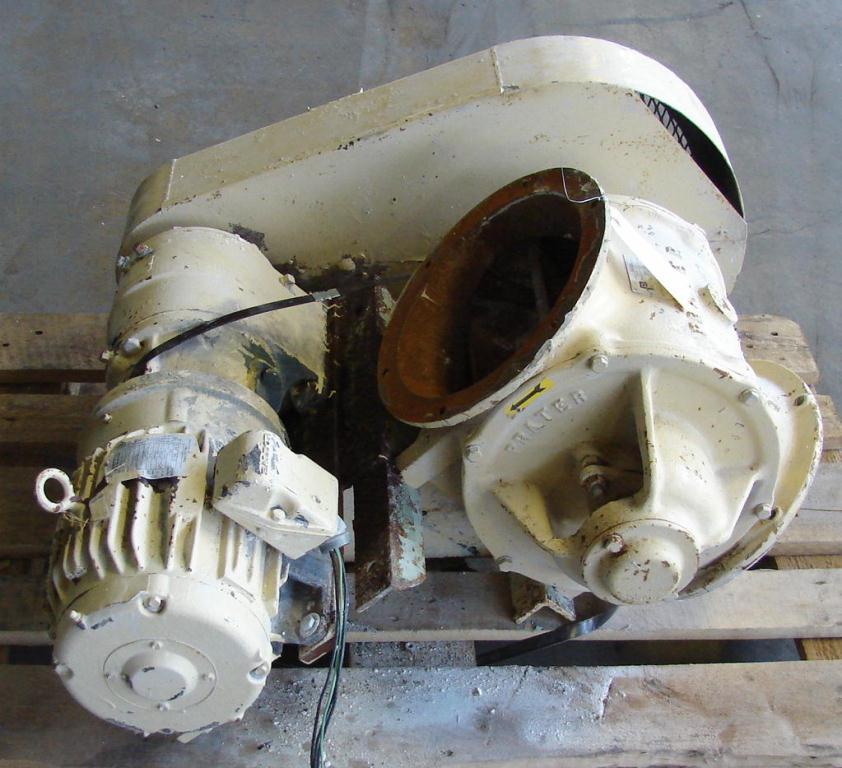 Valve 10 dia. CS Prater rotary airlock feeder model  3AV1040101