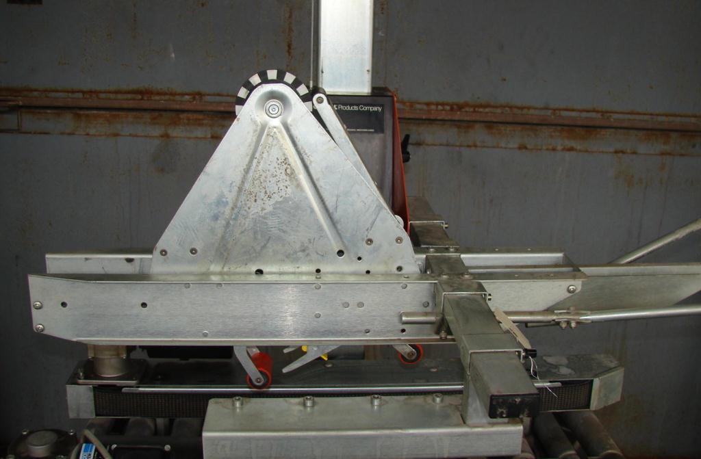 Case Sealer Soco top only case taper model T-10, speed 12 cpm3