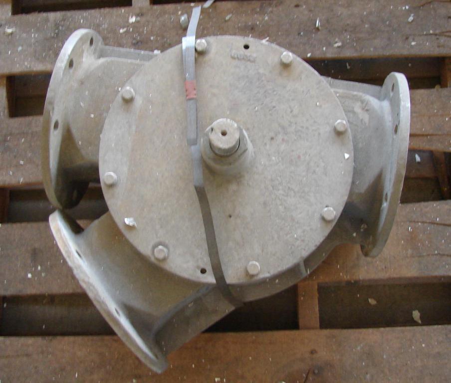Valve 8 Maco pneumatic diverter valve, Aluminum1