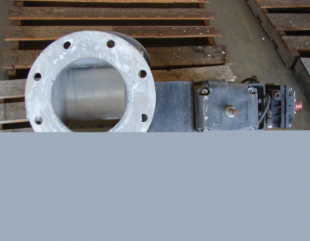 Valve 8 Maco pneumatic diverter valve, Aluminum2
