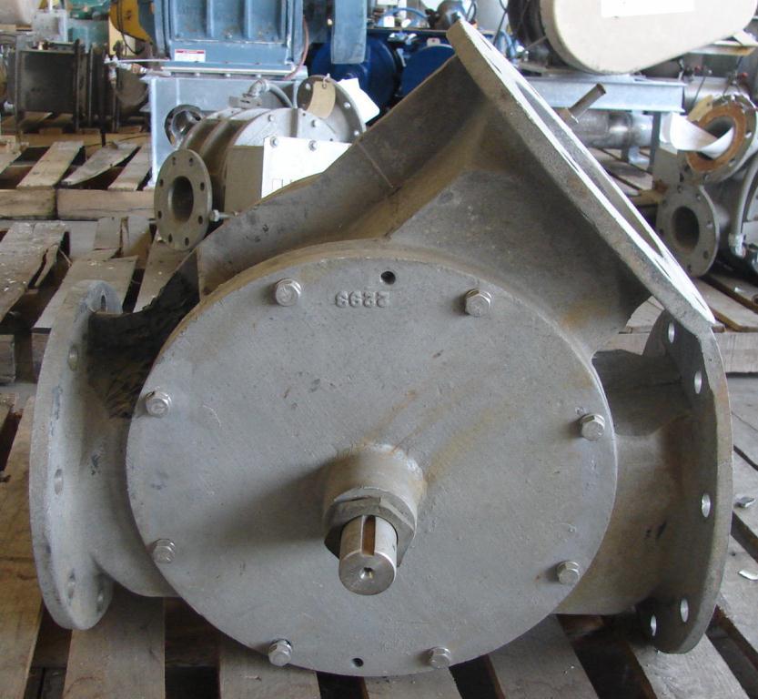 Valve 8 Maco pneumatic diverter valve, Aluminum3