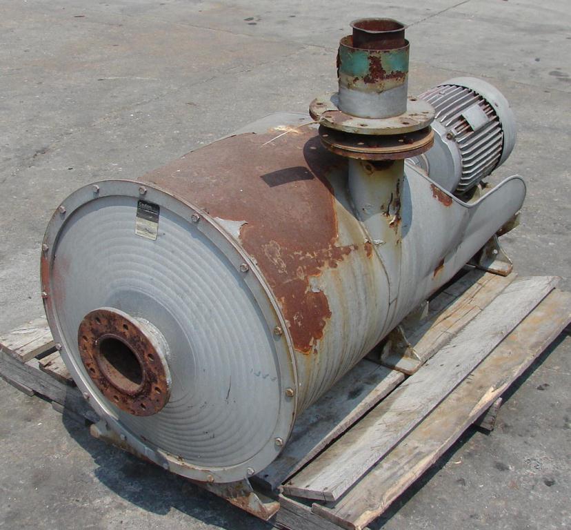 Blower 360 cfm multistage centrifugal blower, Spencer, 15 hp2