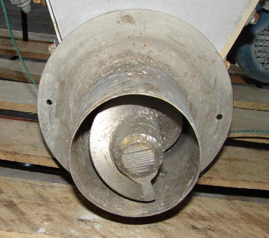 Feeder 4 Vac-U-Max screw feeder Stainless Steel2