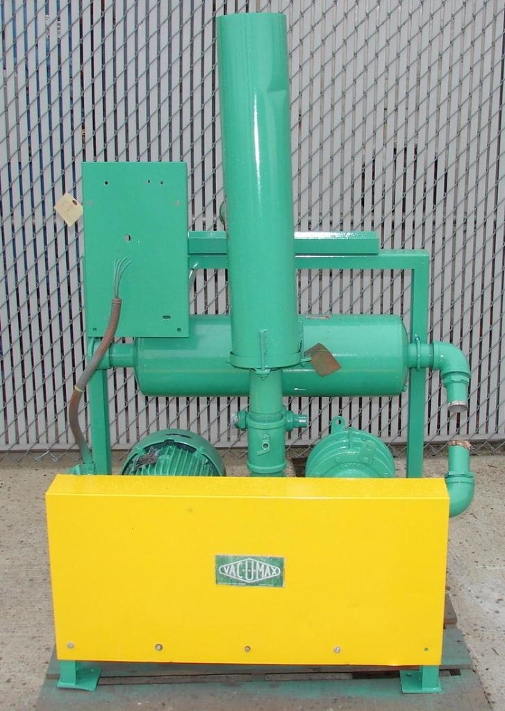 Blower 144 cfm, positive displacement blower Fuller, 3 hp2