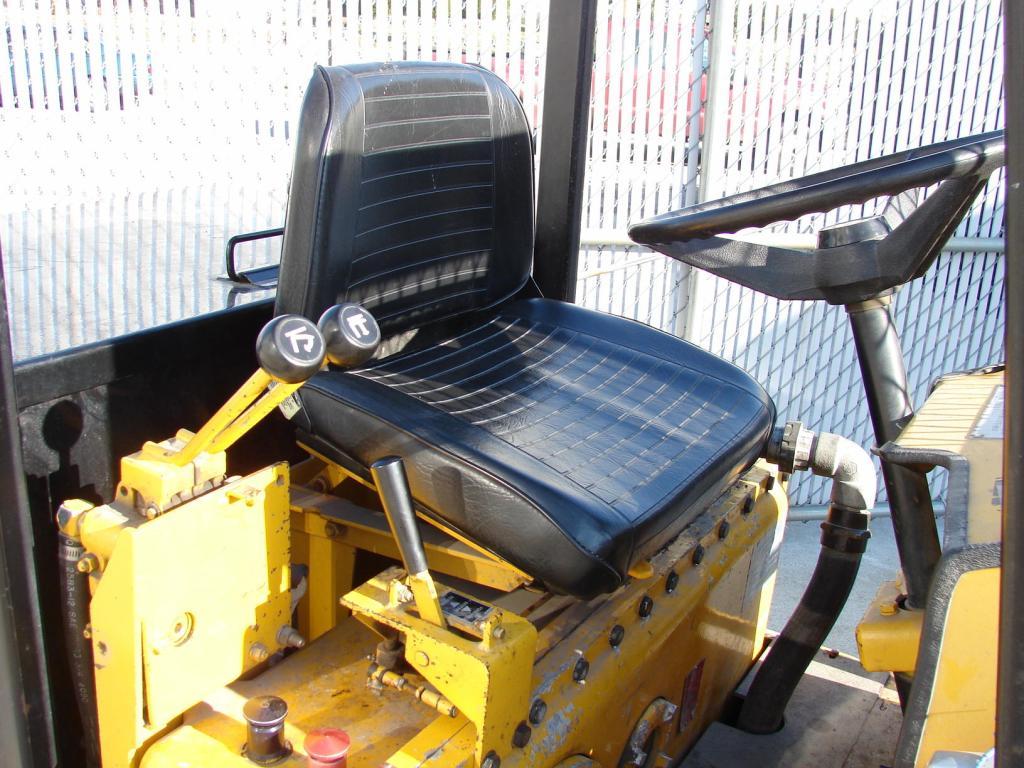 Forklift 4,000 lbs. Drexel electric forklift model FL40EX8