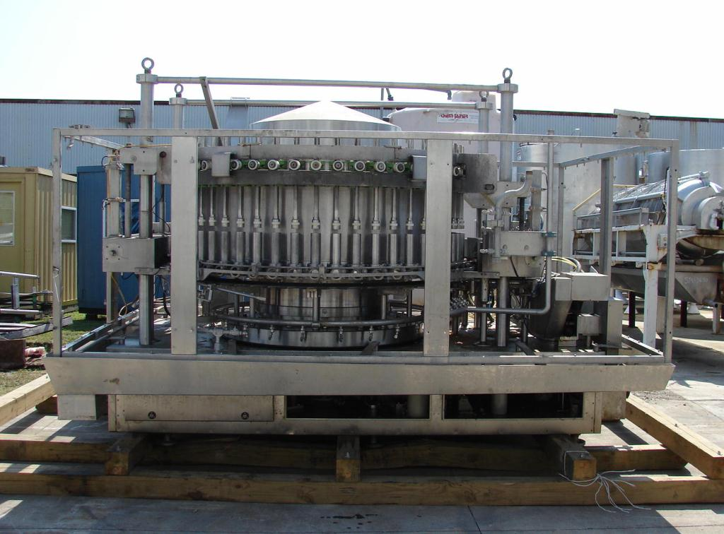 Filler 50 piston Hema piston filler model MR50, up to 1200 cpm1