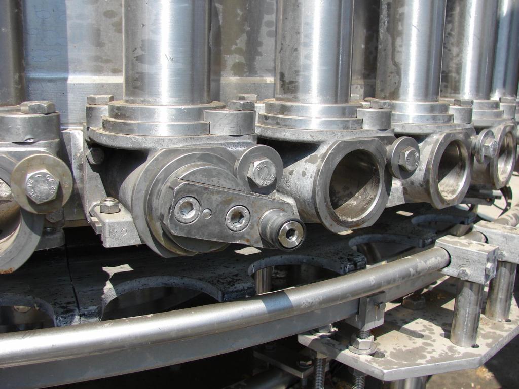 Filler 50 piston Hema piston filler model MR50, up to 1200 cpm2