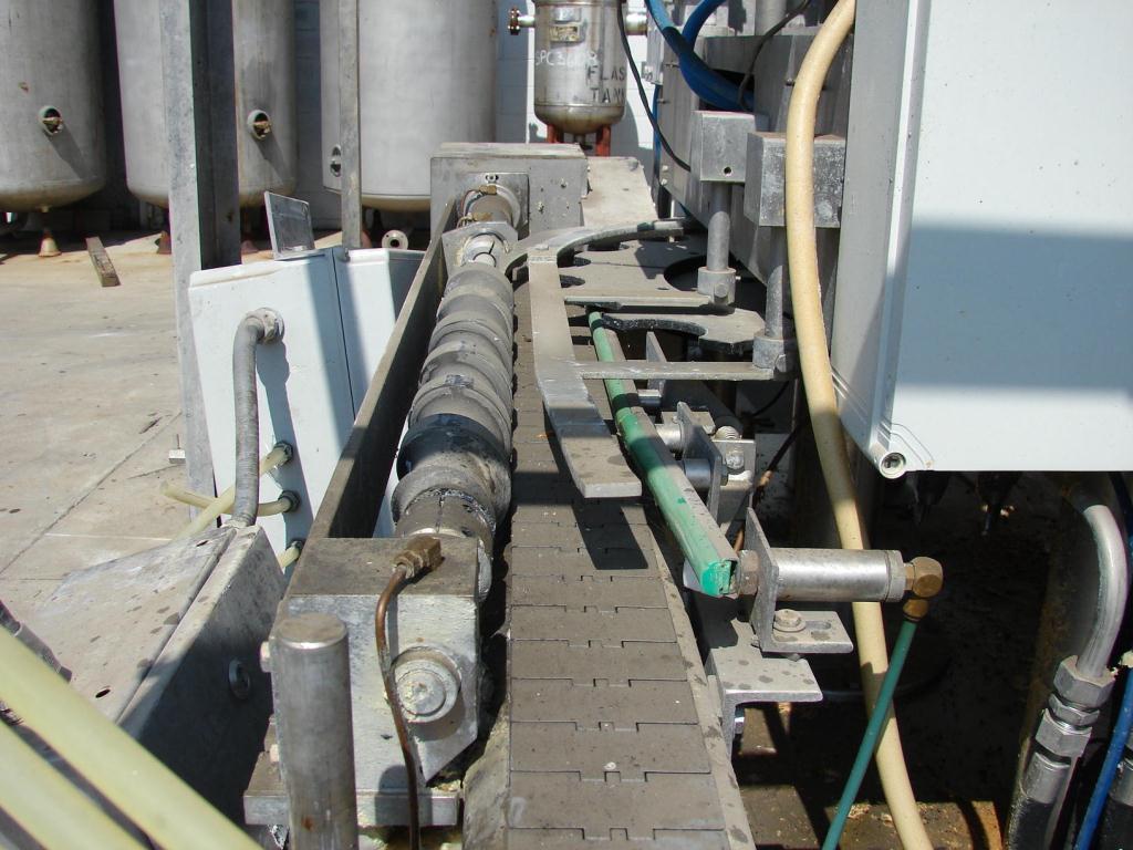 Filler 50 piston Hema piston filler model MR50, up to 1200 cpm4