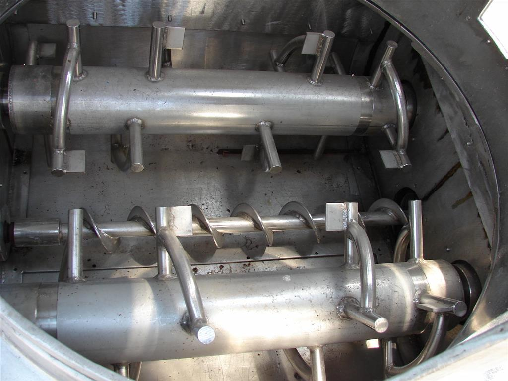 Feeder 4 Acrison screw feeder Stainless Steel Contact Parts2