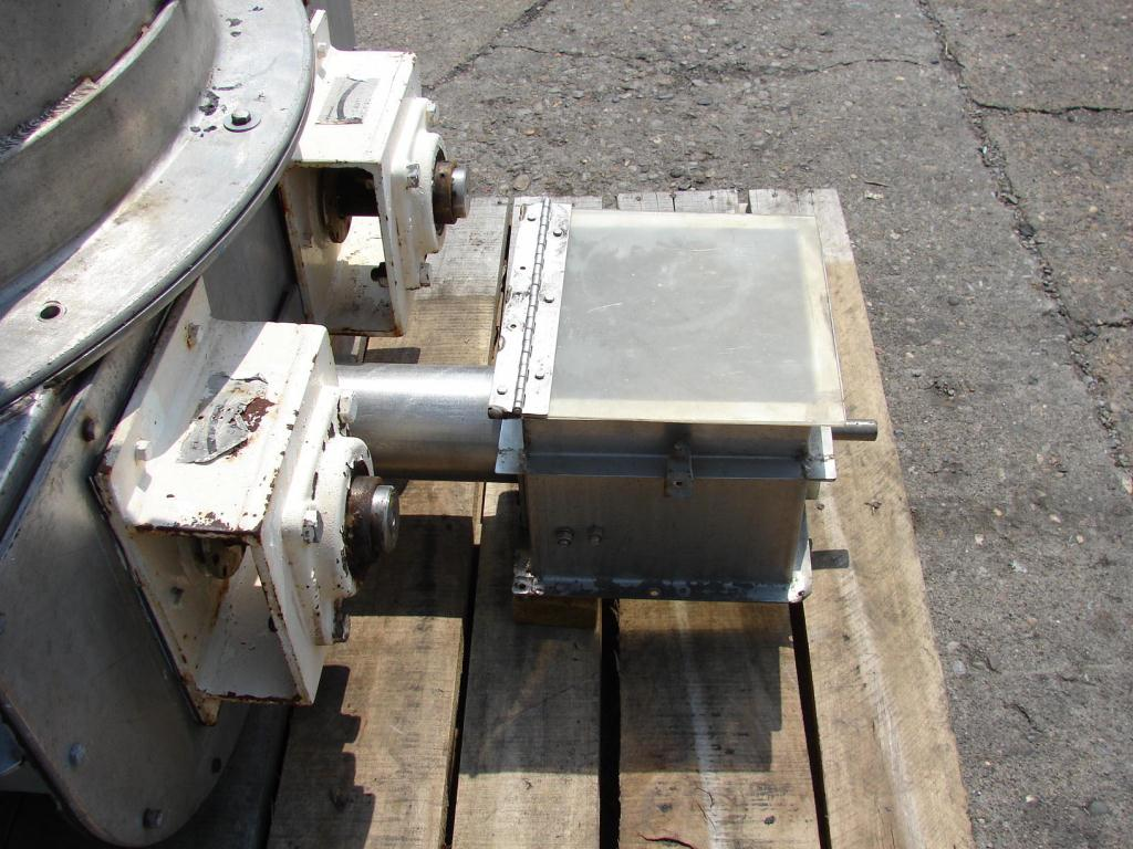 Feeder 4 Acrison screw feeder Stainless Steel Contact Parts3