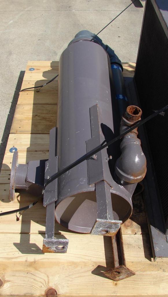 Pump 750 cfm Nash vacuum pump model XL130/7 60 hp, CS2