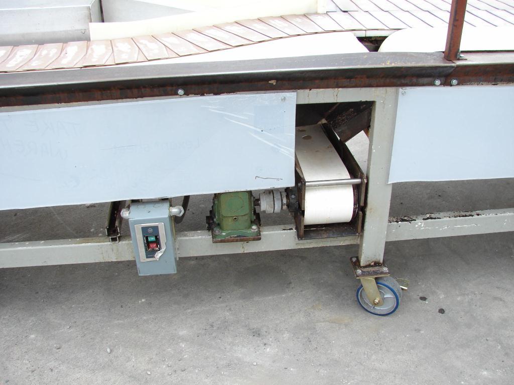 Conveyor 20 w  x 19 l table top conveyor6