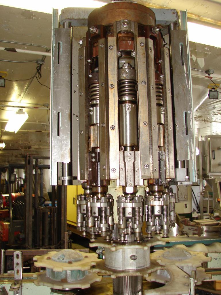 Capping Machine Alcoa ropp capper model 212-4-36, 30mm, 400 bpm2