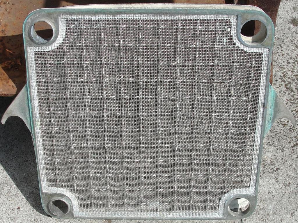 Used Seitz Plate And Frame Filter For Sale