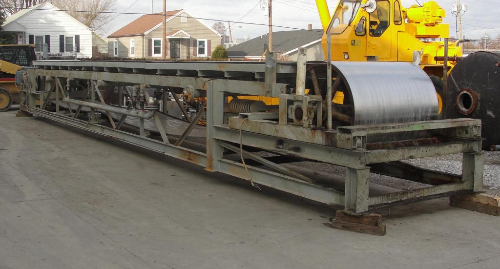 Flaker Sandvik belt flaker 47.5 width, 40 length, Stainless Steel Contact Parts1