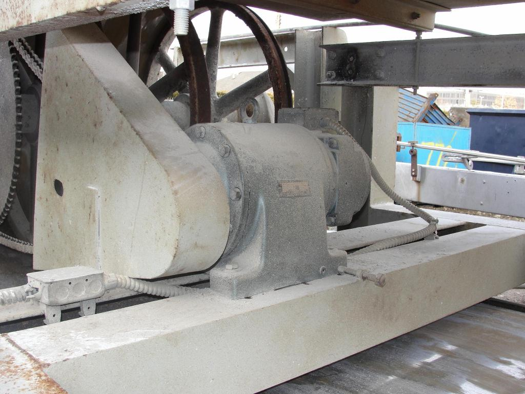 Flaker Sandvik belt flaker 47.5 width, 40 length, Stainless Steel Contact Parts4