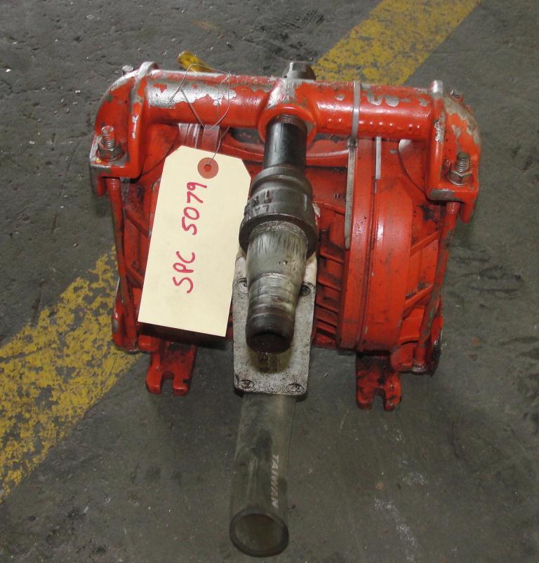 Pump 1 Wilden Pump diaphragm pump, Aluminum1