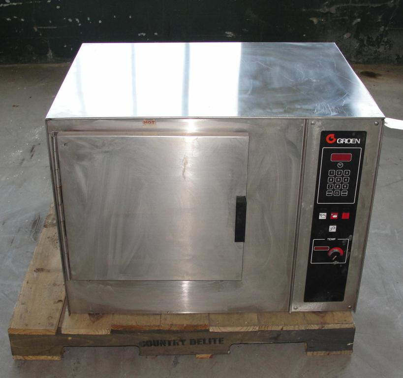 Oven 3.25 cu. ft. capacity Groen industrial electric oven, model CC-10-E, up to 650F