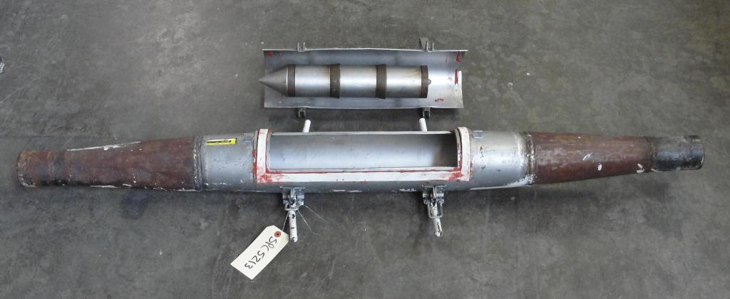 Filtration Equipment Eriez magnetic separator, 4 745523