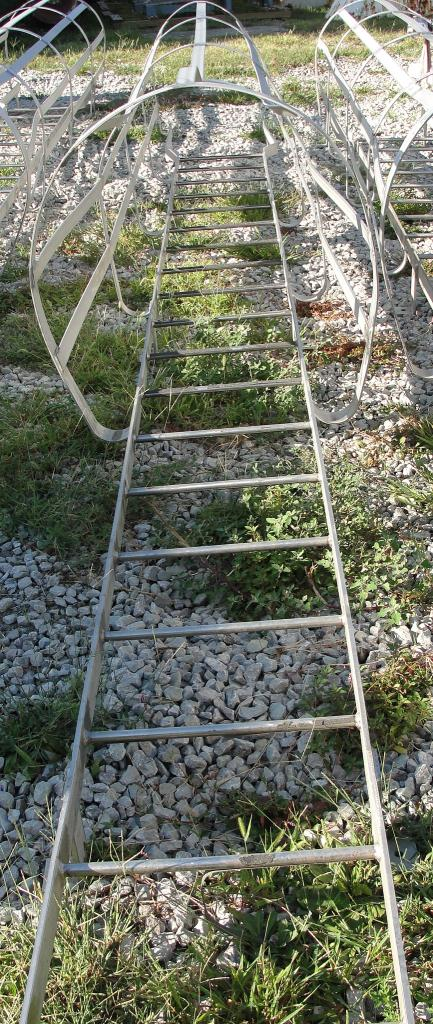 Miscellaneous Equipment 18 fixed safety cage ladder 304 SS2