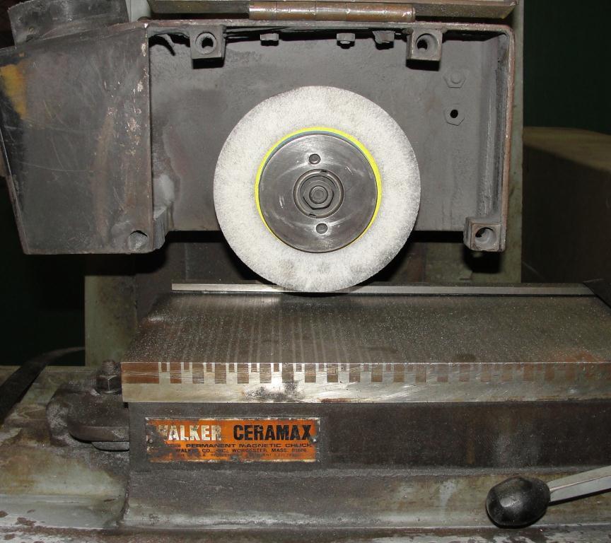 Machine Tool Brown & Sharpe surface grinder model 618 Micromaster4